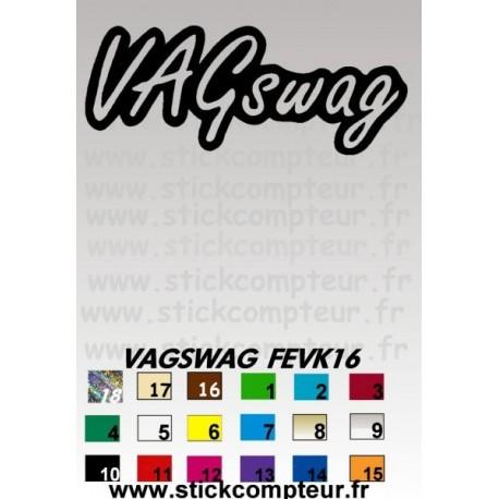 VAGSWAG FEVK16 - 3