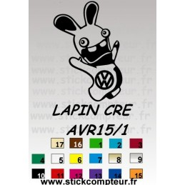 LAPIN CRE AVR15/1