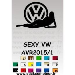 SEXY VW AVR2015/1