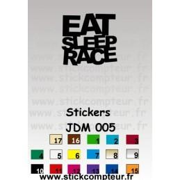 Stickers JDM 005