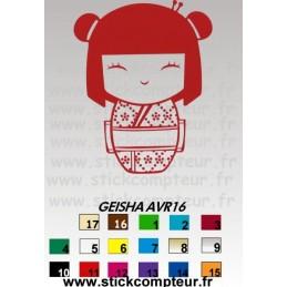 GEISHA AVRI16 - 1