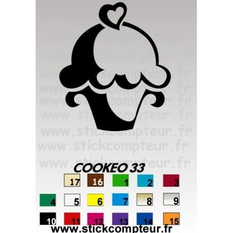 COOKEO 33 - 1