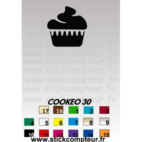 COOKEO 30 - 1