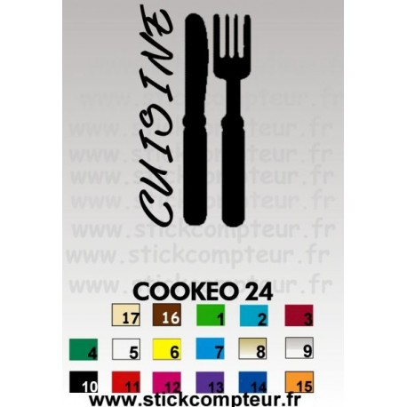 COOKEO 24 - 1