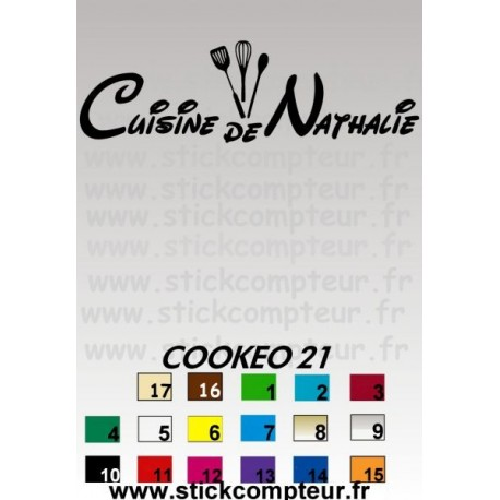 COOKEO 21 - 1