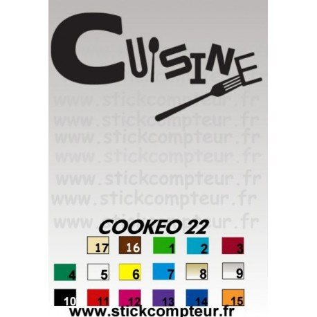 COOKEO 22 - 1