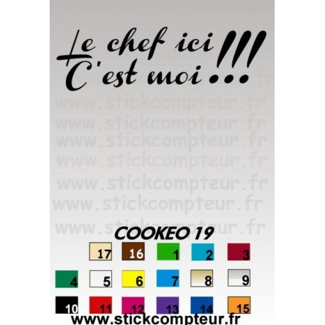 COOKEO 19 - 1