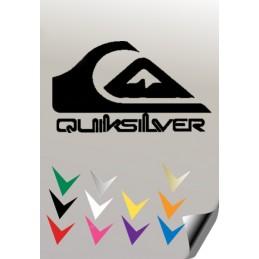 Autocollant QUIKSILVER1 - 1