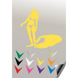 Autocollant SURFEUSE 1 - 1
