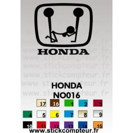 HONDA NO016
