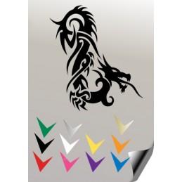 DRAGON 1 - StickCompteur création stickers personnalisés