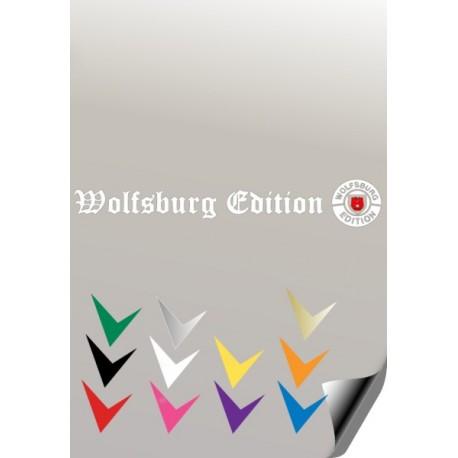 VOLFSBURG EDITION STIKERS