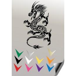 DRAGON 9 - StickCompteur création stickers personnalisés