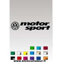 Stickers MOTORSPORT 2