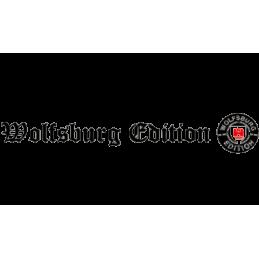 Autocollant WOLSFBURG