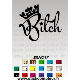 Stickers BILNO17