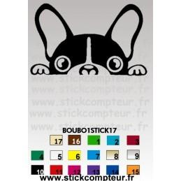 Stickers BOUBO1STICK17