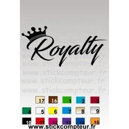 ROYALTYNO17 - StickCompteur création stickers personnalisés