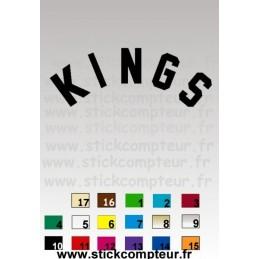KINGNO17 - StickCompteur création stickers personnalisés