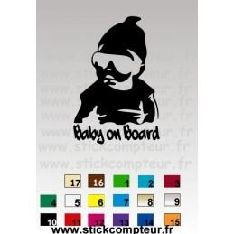BEBE A BORDJ18 - StickCompteur création stickers personnalisés