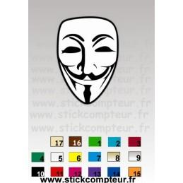 MASQUE JU18 - StickCompteur création stickers personnalisés