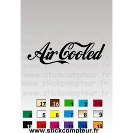 AIRCOOLED 1810 - StickCompteur création stickers personnalisés