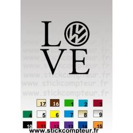 LOVE VW 1018