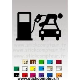 POMPE ENC 1018 - StickCompteur création stickers personnalisés