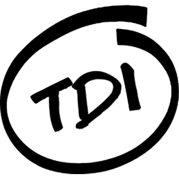 TDI INSIDE STICKERS* - 2