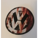 VW ROUILLE LOGO Stickers