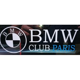 BMW CLUB PARIS Stickers