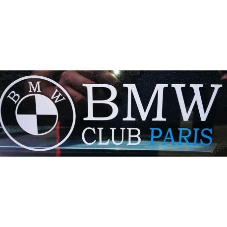 BMW CLUB PARIS Stickers