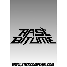 RASL BITUME NEW FEV STICKERS