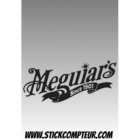 MEGUIARS 1 Stickers
