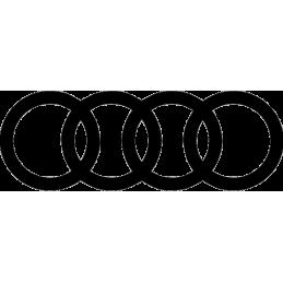AUDI 002 STICKERS* - StickCompteur création stickers personnalisés