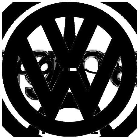 VW 2 VOLKSWAGEN LOGO STICKERS* - StickCompteur création stickers personnalisés