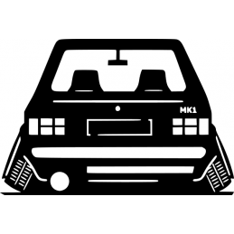 DOWN & OUT GOLF MK1 OC19 Stickers*