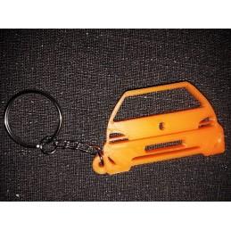 Porte clés 106 PEUGEOT DOWN AND OUT * - StickCompteur création stickers personnalisés