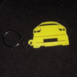 Porte clés SEAT LEON 1M DOWN AND OUT * - StickCompteur création stickers personnalisés