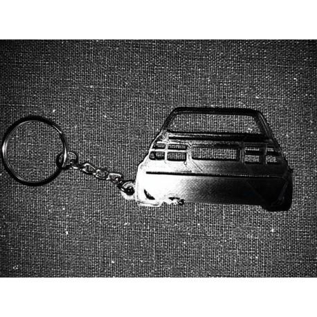 Porte clés CORRADO  Volkswagen DOWN AND OUT  *