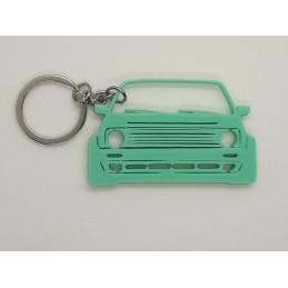 Porte clés 3D FACE GOLF 2 VW *