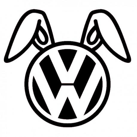 LAP VW 129 Stickers* - StickCompteur création stickers personnalisés