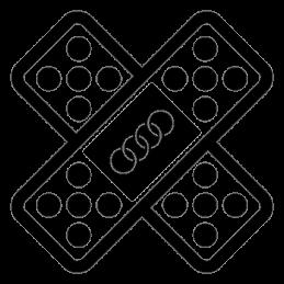 AUDI STICKERS 004* - StickCompteur création stickers personnalisés