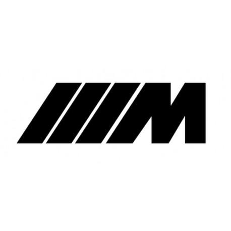 BMW STICKERS M 1 * - StickCompteur création stickers personnalisés