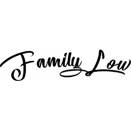 FAMILY LOW STICKERS* - 1