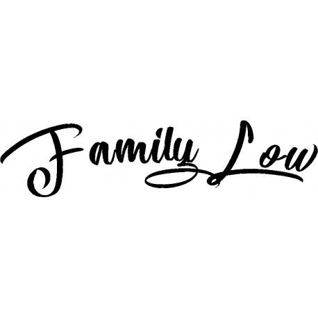 FAMILY LOW STICKERS* - StickCompteur création stickers personnalisés