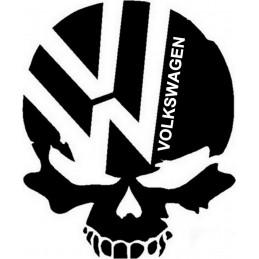 TETE VW 0320* - StickCompteur création stickers personnalisés