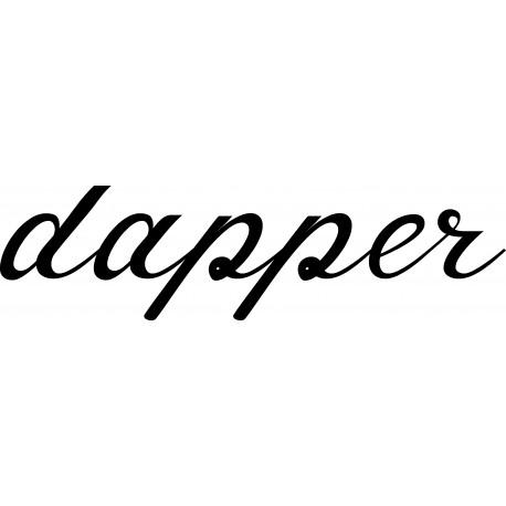 DAPPER 2004* - StickCompteur création stickers personnalisés