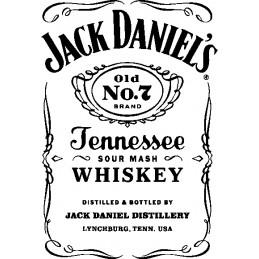 JACK DANIEL'S 1 Stickers* - 6