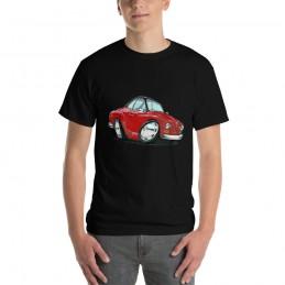 T-shirt volkswagen karmann1VW - StickCompteur création stickers personnalisés